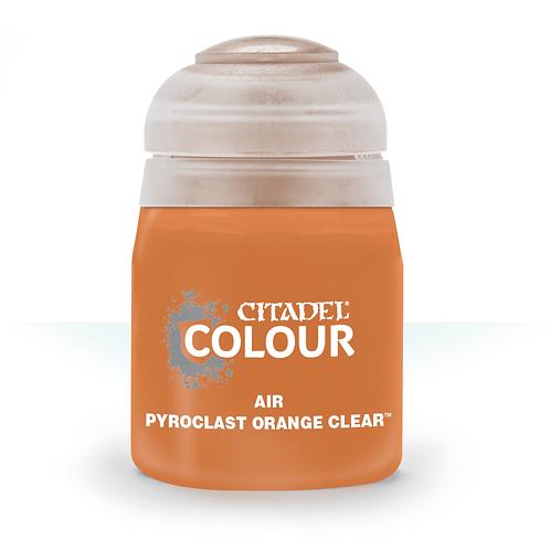 Citadel Colour: Pyroclast Orange Clear Air