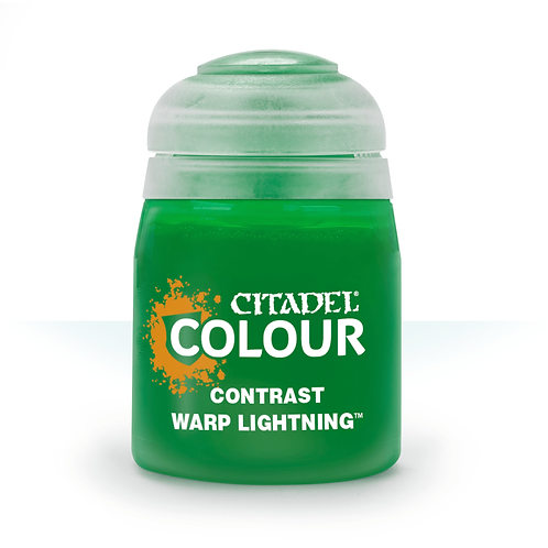 Citadel Colour: Warp Lightning Contrast
