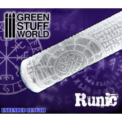 Green Stuff World: Texture Rolling Pin RUNIC