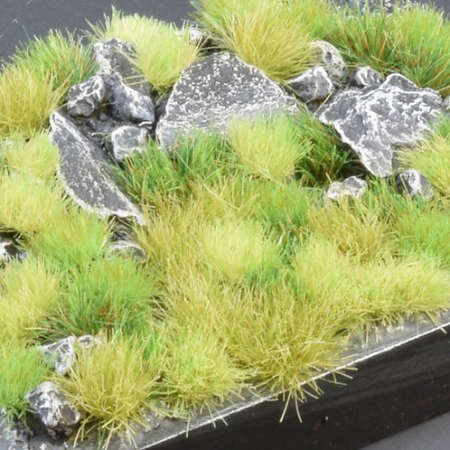 Gamers Grass: Green Meadow Set Wild Tufts Set