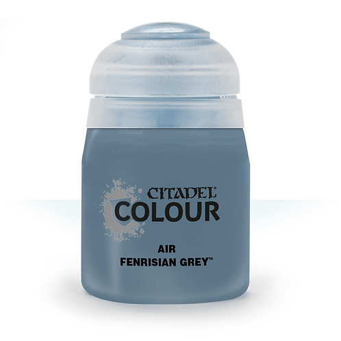 Citadel Colour: Fenrisian Grey Air