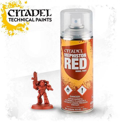 Citadel Colour: Mephiston Red Spray