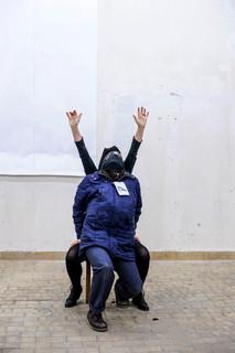 How I Terrorised the Performance Art Festival