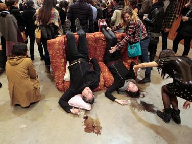 Social Encounters of Despair