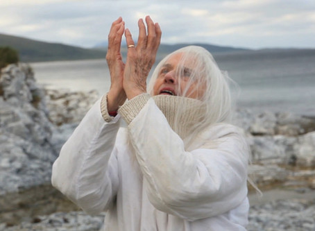 I invite you to worship the artist INARI VIRMAKOSKI (or to witness how others do it) A Night of Live