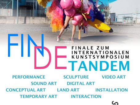 FINDE TANDEM art symposium