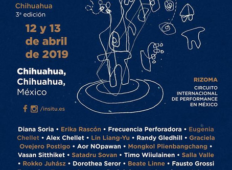 International Performance Art Festival In Chihuahua, Mexico