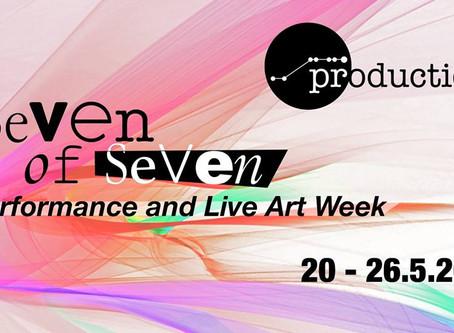 Seven of Seven Performance and Live Art Week in Myymälä2