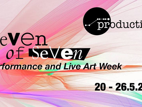 Seven of Seven Performance and Live Art Week in Myymälä2