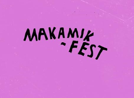 Makamik-Fest in Squat Makamik