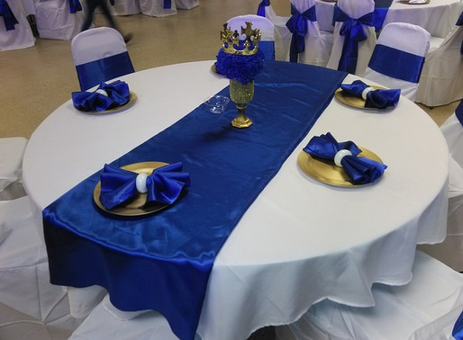 Calculating What Size Linen Your Table Needs?