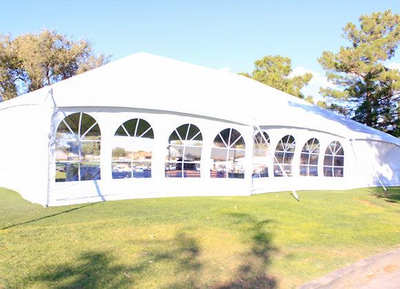 40' Width Keder Frame Tents