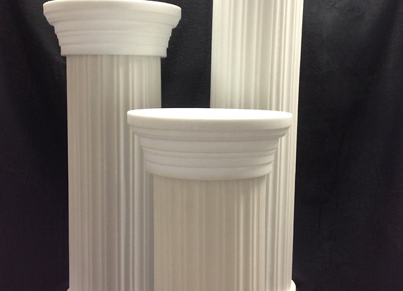 Greek Columns Pair