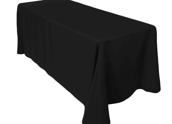 """90"""" x 132"""" 6ft Banquet Linen (Full Drop)"""