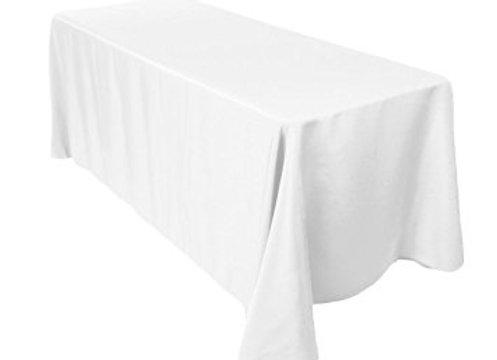 """90"""" x 156"""" (Full Drop) 8 ft Banquet linens"""