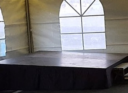 4' x 4' Stage Platform Panels