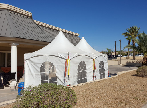 How to Calculate What Tent Size You Need For Your Event