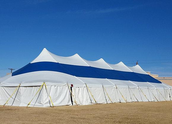 40' Width Pole Tent