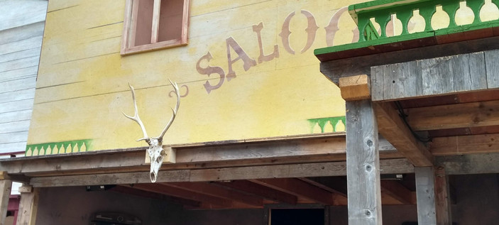 détail Saloon