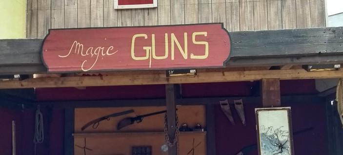 Magic Guns