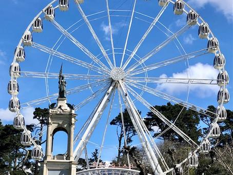 Secret Gardens, Mystery Tunnels and a Giant Ferris Wheel