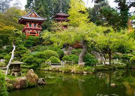 Japanese Tea Garden: Mini Treasure Hunt