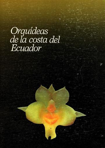 Orquídeas de la Costa del Ecuador