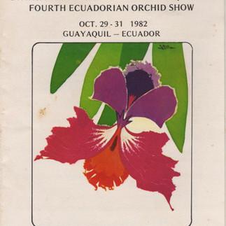 Programa IV Exposición - 1982.