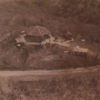 Vista aérea del Jardín Botánico de Guayaquil en sus inicios - 1982.