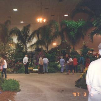 Primera Exposición de Orquideas de Cuenca – 1997.