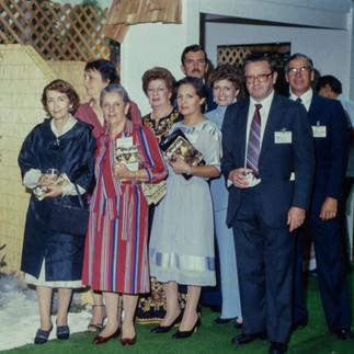 11ava. Conferencia Mundial de Orquídeas, Miami 1984.