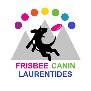 Logo pour Frisbee Canin Laurentides
