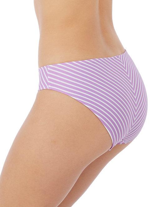 Beach Hut Bikini Brief - Cassis