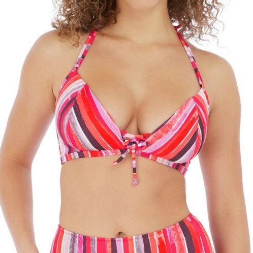 Bali Bay Soft Triangle Bikini -Summer Multi