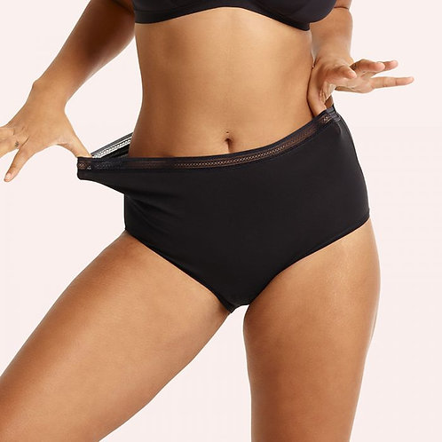 Lady Leaks Full Brief - Black