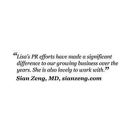 23PR - Sian Zeng - Interiors PR Agency C