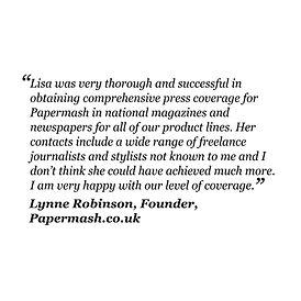 23PR - Papermash - Stationery PR Agency