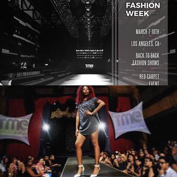 LA Fashion Week 2019