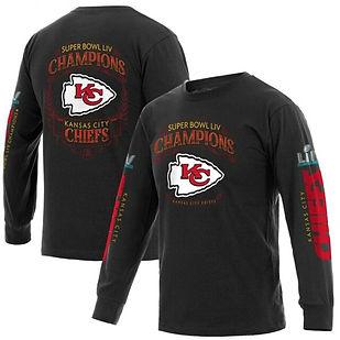 Kansas City Chiefs Super Bowl LIV Champi