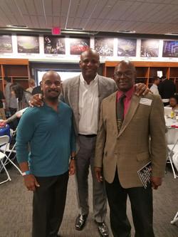 Charles, HOF Warren Moon, Reggie G