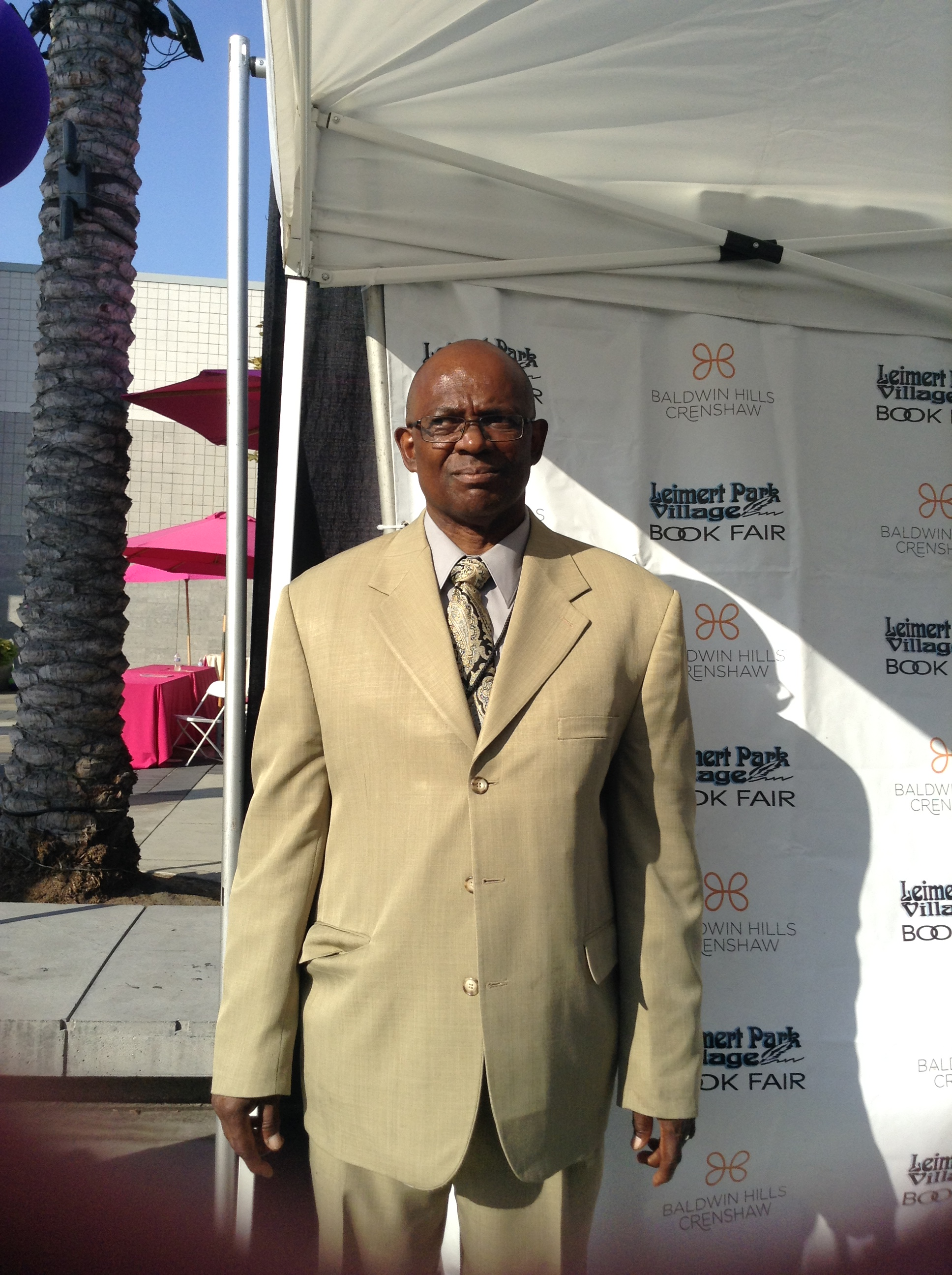10 Baldwin Hills Leimert Park Book Fair Reginald Grant