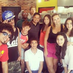 Class at HotDogResturant Summer 2013 (2)