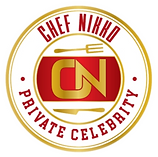 Chef Nikko logo white Round.png