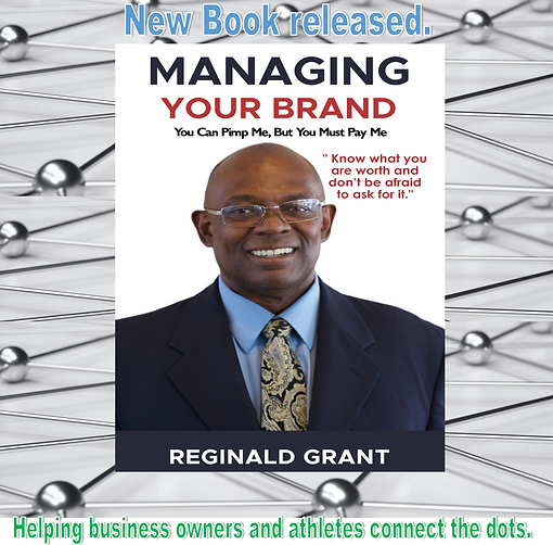 Managing Your Brand Connect the Dots ad.