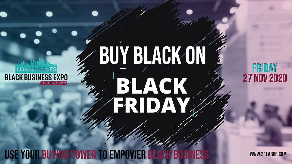 Buy Black On Black Friday LA Black Busin
