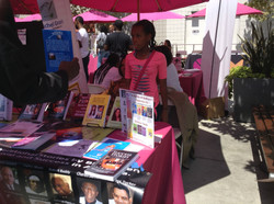 15 Baldwin Hills Book Fair Naomi