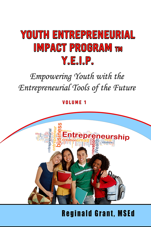 1 month - YEIP Youth Entrepreneurial Impact Program Online Course