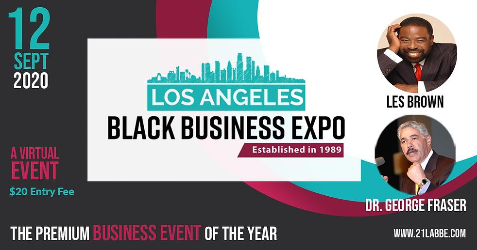 Featured-Speakers Los Angeles Black Busi
