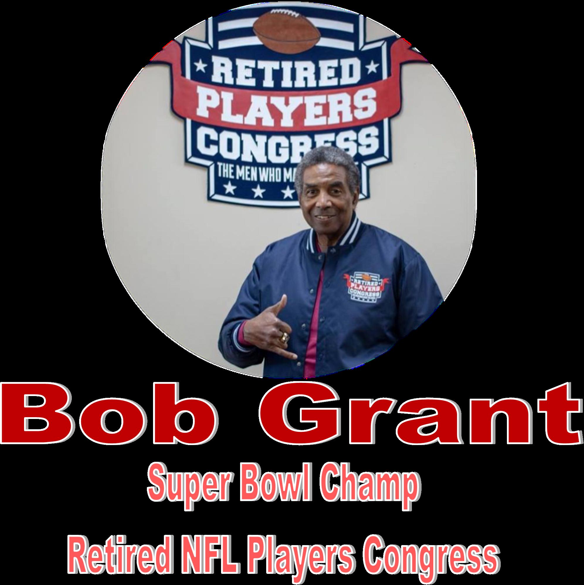 Bob Grant 2020