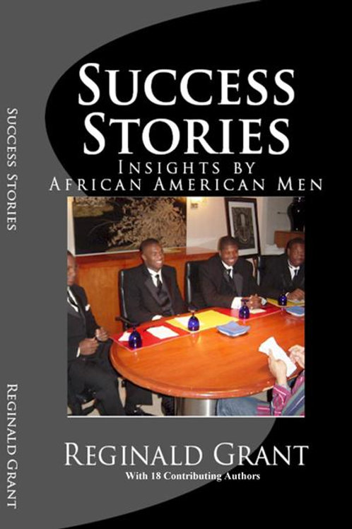 SUCCESS STORIES BY AFRICAN AMERICAN MEN